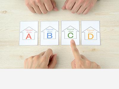 4つの売却方法のイメージ