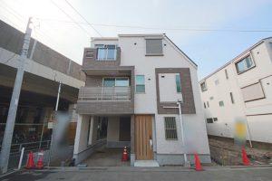 足立区中央本町2丁目 新築一戸建て 全9棟 販売中です!